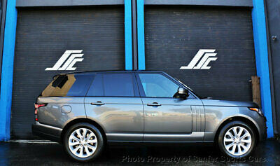 2016 Land Rover Range Rover 4WD 4dr HSE 2016 Land Rover Range HSE Supercharged Pano Roof  Financing Available Trades