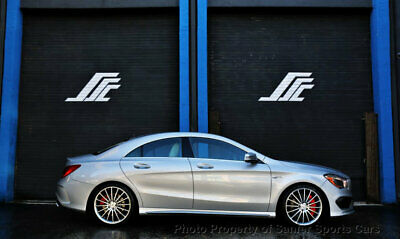 2014 Mercedes-Benz CLA 4dr Sedan CLA 45 AMG 4MATIC 2015 Mercedes Benz CLA45 AMG 29K One Owner Miles Distronic Plus Financing Trades