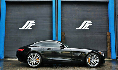 2017 Mercedes-Benz AMG GT AMG GT S Coupe 2017 Mercedes Benz AMG GTS 8k 1 Owner Miles Ceramic Brakes 144 Month Financing