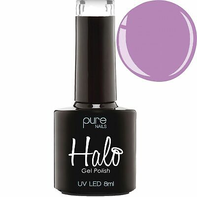 Pure Nails - LED/UV Halo Gel Polish Collection - Lilac 8ml