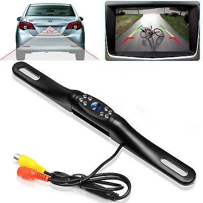 Ebay Motors Exterior Waterproof Car Rear View Reverse Backup Parking Camera Night Vision 170° Cmos