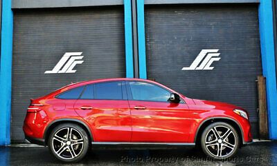 2016 Mercedes-Benz GLE 4MATIC 4dr GLE 450 AMG Coupe 2016 Mercedes Benz GLE450 AMG Coupe $88,415 MSRP 1 Owner Financing Accept Trades