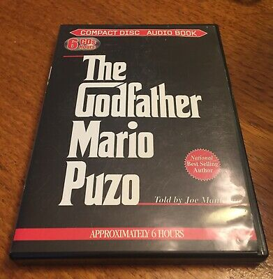 The Godfather by Mario Puzo - Read by Joe Mantegna - approximately 6 hours