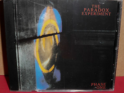 The Paradox Experiment -  Phase One CD Rare ROCK