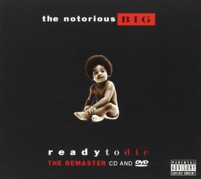 The Notorious BIG-`Ready To Die (CD/DVD, Re-Issue)` CD NUOVO