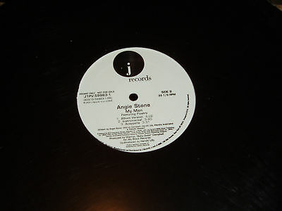 SNOOP DOGG Angie Stone - I Wanna Thank Ya PROMO 12""