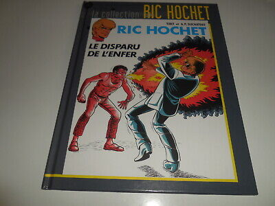 La Collection Ric Hochet Tome 39/ Le Disparu De L'enfer/ Tbe