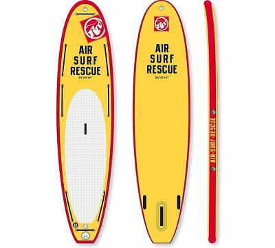 """Sup Gonfiabile inflatable Stand-up paddle board rrd Air Surf Rescue 10'8""""x 30""""x4"""