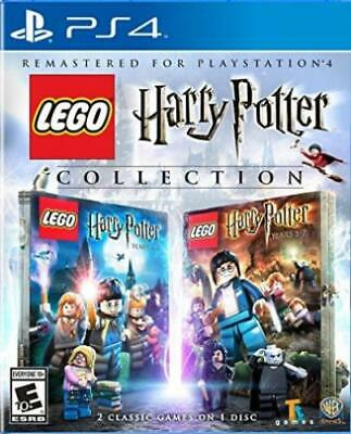 LEGO Harry Potter Collection PS4 (Sony PlayStation 4, 2016)