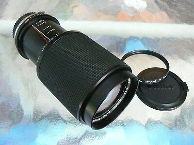 Vivitar 75-205Mm F3.8 Mc Lens Telephoto Zoom Olympus Om Manual Focus *Mint
