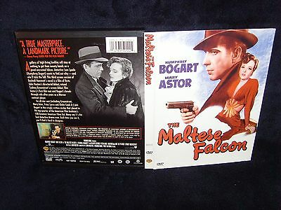 The Maltese Falcon (DVD, 2000) Mint Disc!•Real USA Made!•No Scratches!