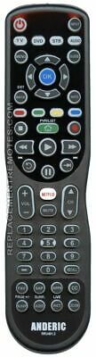 NEW ANDERIC Remote Control for  27GT530YX2AY, 27GT530YX2AY6, 27GT530YX51AF5