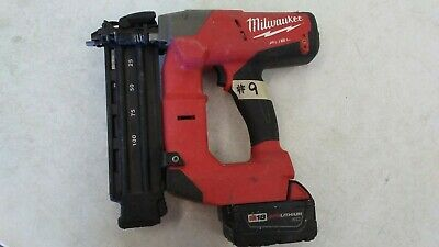 Milwaukee Fuel M18 18V 2740-20 With battery