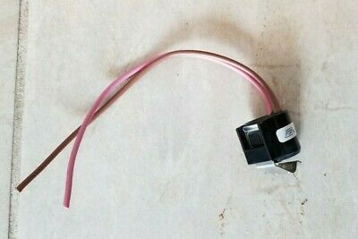 61006116 WHIRLPOOL Refrigerator defrost heater and thermostat
