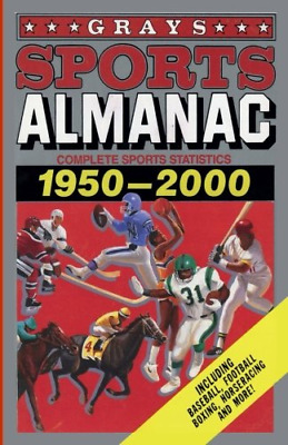 Grays Sports Almanac: A Blank Journal PAPERBACK NEW BOOK