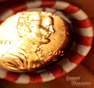 2019 D Lincoln Shield Cent Penny Roll ( 1 ) BU OBW US Coins