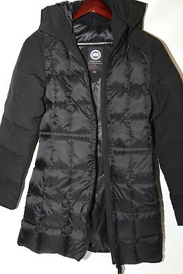 943fb10d5722 161 CANADA GOOSE Beechwood Down Parka Coyote Fur Size S $1150 retail ...