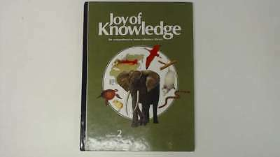 Good - joy of knowledge volume 2 -  1987-01-01 The cover is clear of stains and