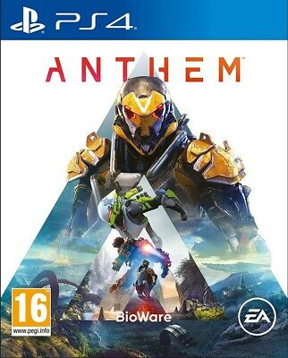 Anthem | PS4 | No CD