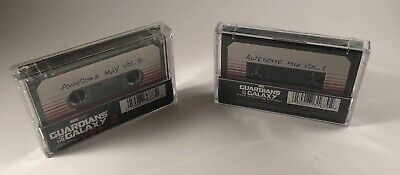 Guardians Of The Galaxy - Awesome Mix Vol 1&2 - Cassette Tape - New/Sealed