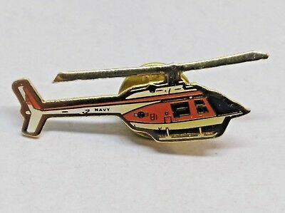 Navy Helicopter Pin /  Badge