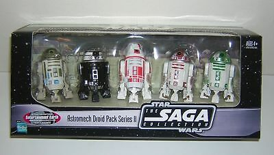 Star Wars Saga Collection Astromech Droid Pack Series II Entertainment Earth EE