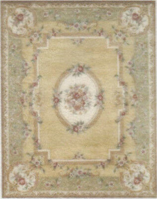 """approximately 1-15//16/"""" x 2-5//8/"""" 1:48 Scale Dollhouse Area Rug 0001957"""