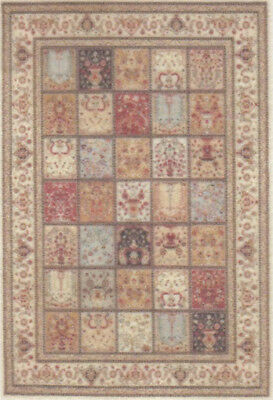 "1:48 Scale Dollhouse Area Rug 0001966 - approximately 1-15/16"" x 2-13/16"""