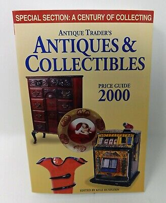 The Antique Trader's Antiques and Collectibles Price Guide 2000-1999, Paperback