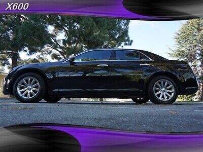 2012 300 Series Limited PRICED TO SELL Chrysler 300 Series Black Clear Coat with 162,867 Miles, for sale!