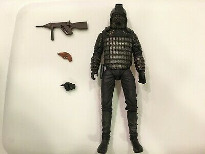 General Ursus Planet of the Apes NECA *Mint Condition* 100% Complete