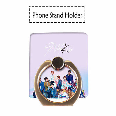 Stray Kids Phone Stand Holder 《Clé 1 : MIROH》 Adjustable Finger Ring
