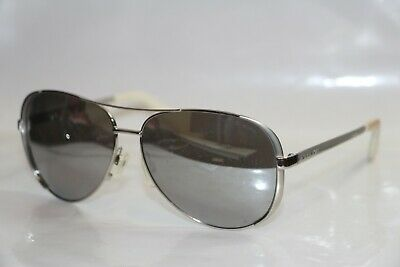 8b46ccf057112 Authentic Michael Kors MK 5004 1001Z3 Chelsea Silver Mirror Polarized  Sunglasses