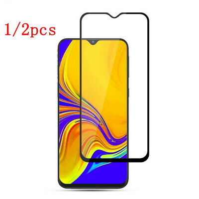1/2PCS 9H Tempered Glass Screen Protector Film For Samsung Galaxy A30 A50