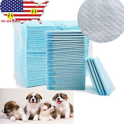 100PCS 1BAG Dog Cat Pet training USE Leak proof liner Puppy Pads Wee Pee Piddle