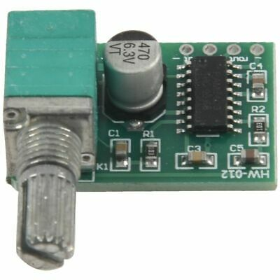 PAM8403 mini 5V digital power amplifier board with switch potentiometer can F3C6