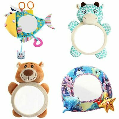 Baby Rear View Mirror Car Baby Back Seat Rear Newborn Safety Mirror Perfect