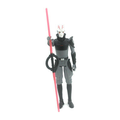 Disney Hasbro Star Wars Rebels 3.75 inch Figure Space Mission The Inquisitor GG7