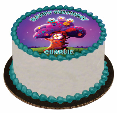 Giggle And Hoot Hootabelle Edible Birthday Party Cake Decoration