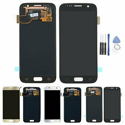 VITRE TACTILE + ECRAN LCD COMPLET Pour Samsung Galaxy S7 G930F G930FN SM-G930F
