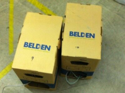 500 metres of Belden 7965E CAT6 Cable