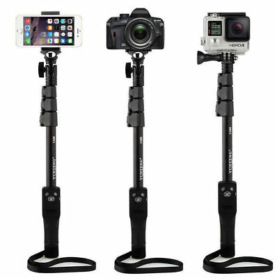 Extendable B/T Remoter Selfie Stick For iOS Android Mobile Camera YT-1288 Strong