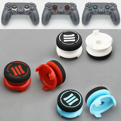 2x Thumb Grip Analog Stick Extender Tall Controller for PS4 Xbox 360 PS3 Ones