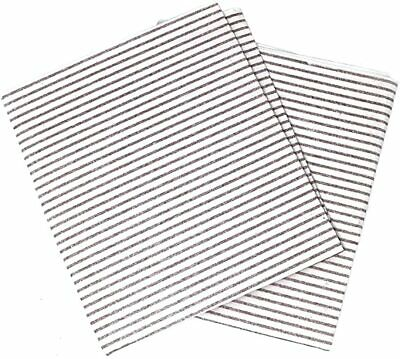 Kitchen Aid Cooker Hood Extractor Grease Filter Cut To Size 47cm x 57cm x2
