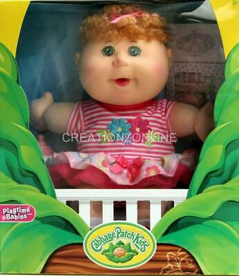 Macy Jillian November 1  Cabbage Patch Kid Playtime Babies  32 cms + Birth Cert