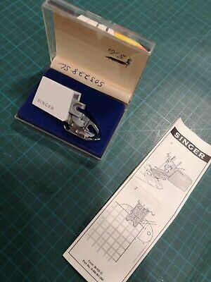 Even feed / walking foot for singer slant sewing machine 001-350