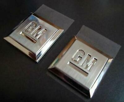 2 Mark of Excellence GM emblems