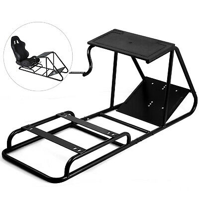 Gaming Seat Simulator Cockpit For Ps3 Ps4 Xbox Consoles Racing