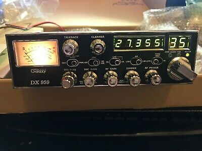 Galaxy DX 959 27Mhz CB Radio