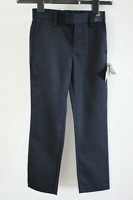 Next Boys Formal Slim Leg Navy Trousers - Age: 8 years